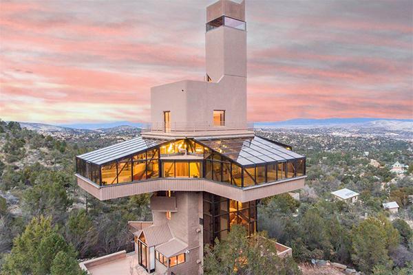 2365 Skyline Dr Prescott, Arizona (credit: Sotheby's International Realty)