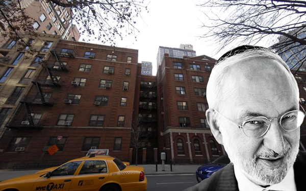 10 West 65th Street And David Bistricer