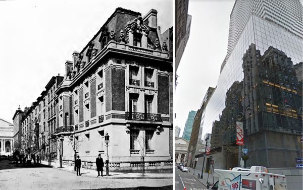 300 Madison Avenue before and after