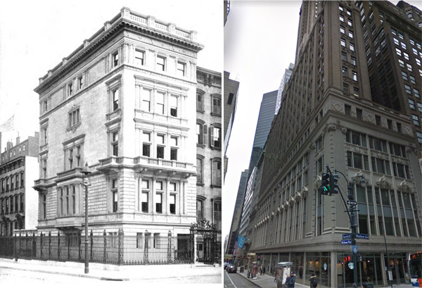 297 Madison Avenue before and after