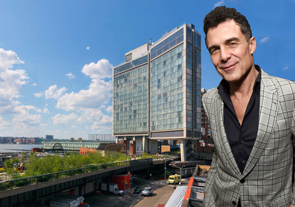 The Standard Hotel On High Line And Andre Balazs Credit Getty Images