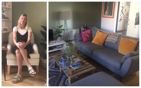 In London, millennials experiment with shared ownership