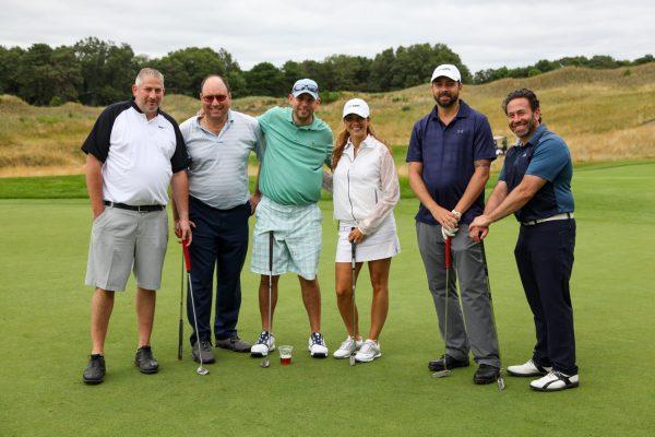 Josh Ernst, John Smilowitz, Jason Finkel, Jenna Sindoni, Joseph Daddona, Dan Myers