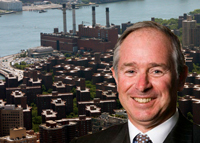 Blackstone real estate open ended funds for Stuyvesant town peter cooper village