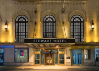 Stewart hotel nyc tao group 373 seventh avenue Hotel across from madison square garden