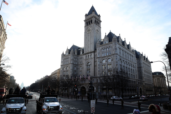 Public Citizen: Those seeking to influence president spend big at Trump properties