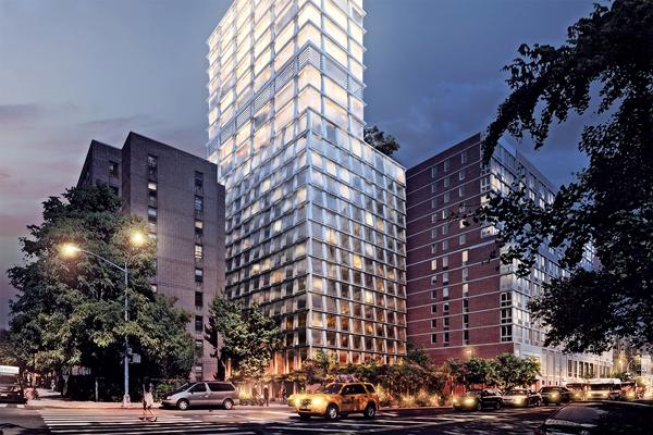 Hotel Chrystie Street New York