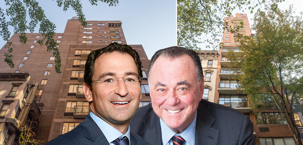 344 East 63rd Street, Blackstone's Jonathan Gray, CBRE's Stephen Siegel and 266 East 78th Street