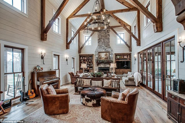 check it out below all photos via zillow - New House Inside
