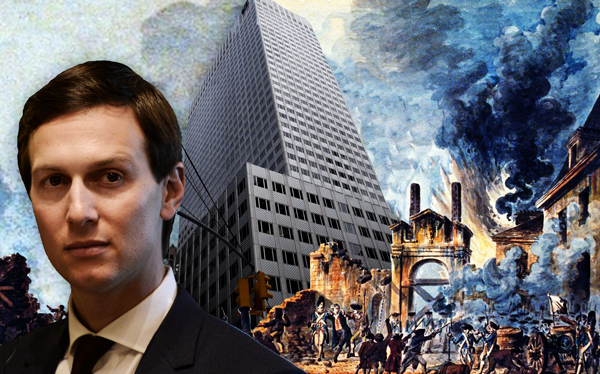 Kushner Companies | 666 Fifth Avenue | Jared Kushner