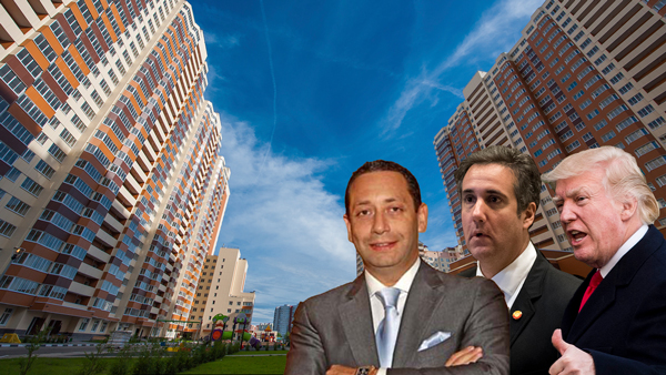 Image result for photos of cohen and felix sater