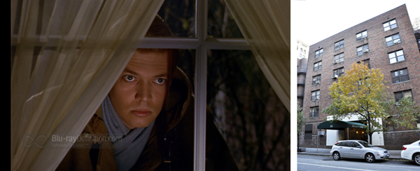 "A still from Michael Powell's 1960 film ""Peeping Tom"" and 60 East 9th Street"