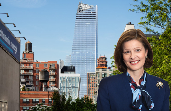 10 Hudson Yards Coach Guardian Life Insurance