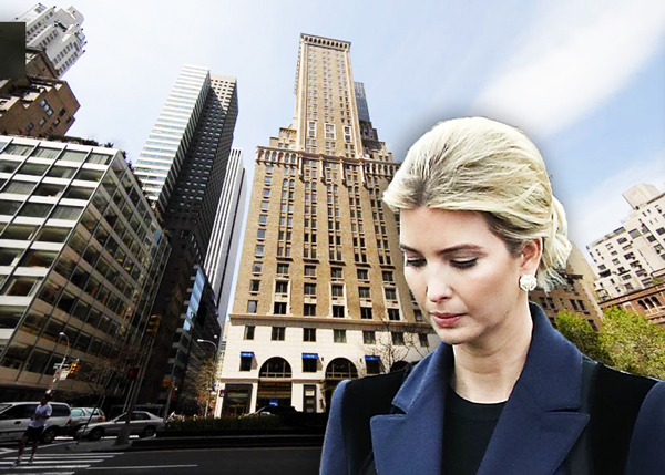 502 Park Avenue And Ivanka Trump Credit Getty Images