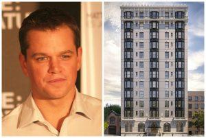 Matt Damon Brooklyn | The Standish | Brooklyn Heights