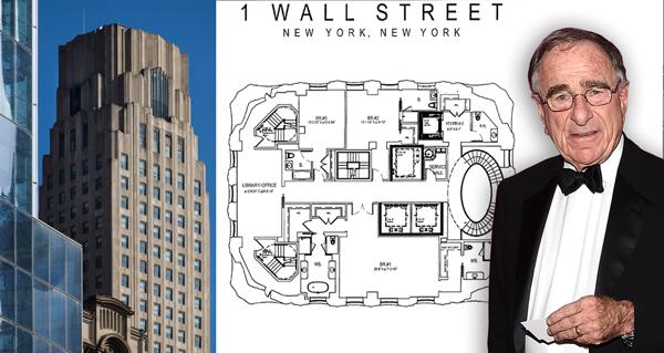 1 Wall Street | Macklowe Prope...