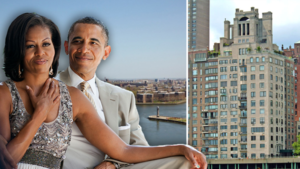 Barack obama house obama nyc apartment 10 gracie square for Buying an apartment in nyc