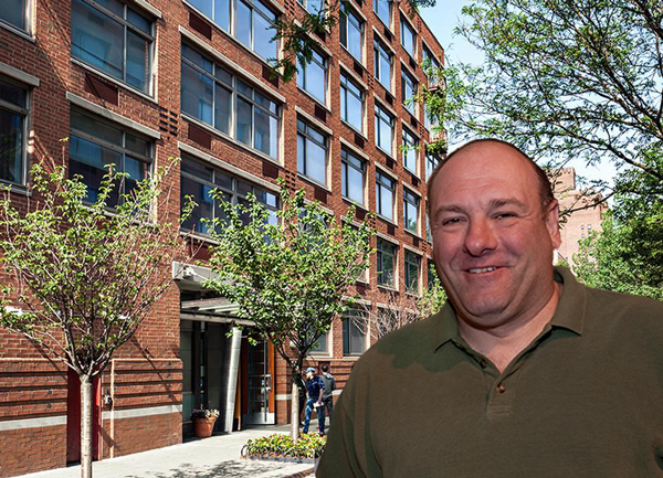 James Gandolfini Apartment | 99 Jane Street