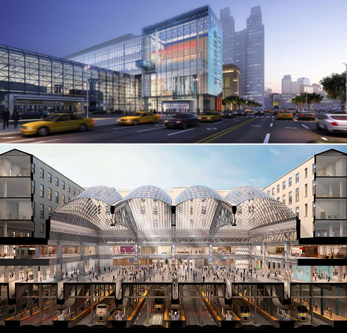 Image Result For Javits Centre New York Map
