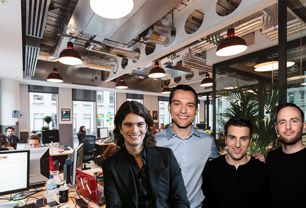WeWork | Airbnb Business Travel