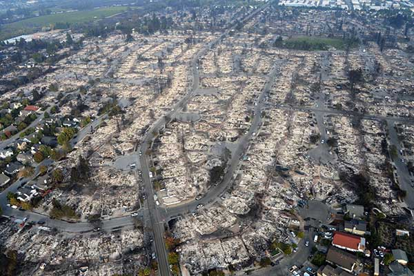Heres What Happened After California >> Northern California Fires Sonoma County Housing Market