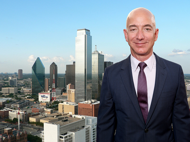 Boston Amazon HQ frontrunner along with Dallas, DC