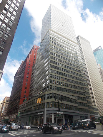 Es Sutton 1407 Broadway Shorenstein Properties
