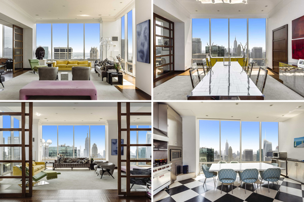 Olympic Tower Penthouse Gucci Family