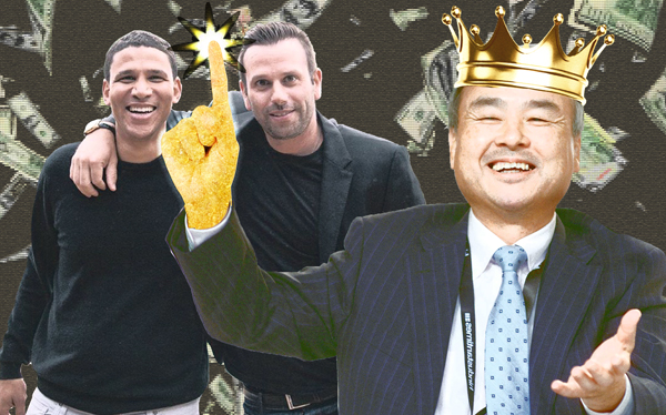 Masa Son has brought his billions to Compass. What happens next?