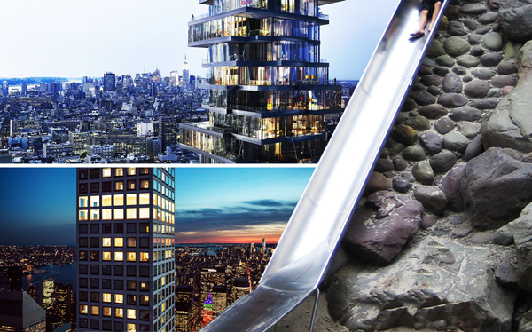 Manhattan home price averages dragged down by a slow luxury market