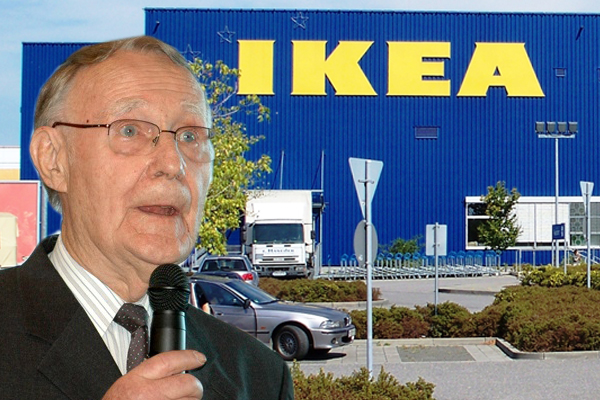 Ikea Founder Dies Ingvar Kamprad