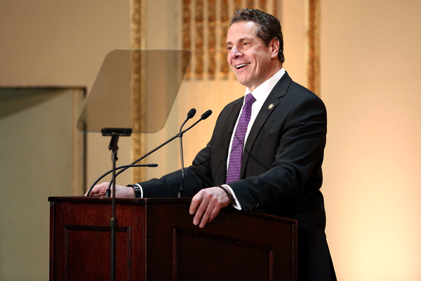 Cuomo unveils 2018 budget priorities in wake of federal tax reform