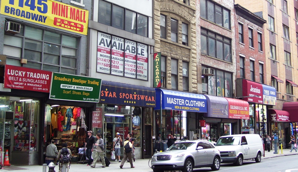 NYC Retail Rents | Brooklyn Rent | Fifth Avenue Retail