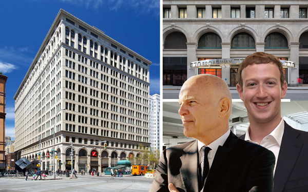 Facebook NYC Office | 770 Broadway | Vornado