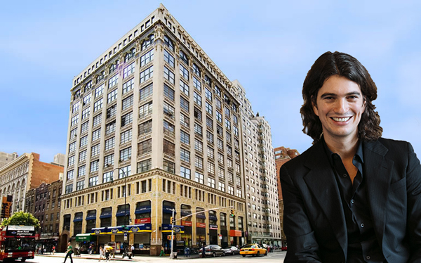 154 West 14th Street and Adam Neumann