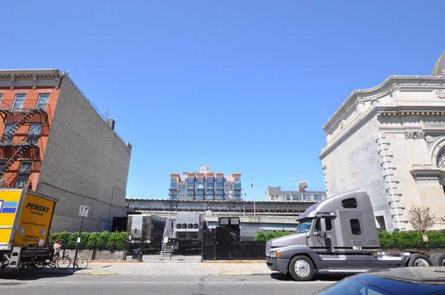 Dob New York City Lot Site
