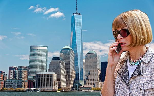 One World Trade Center | Condé Nast