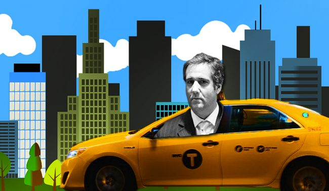 Michael Cohen | Donald Trump | Taxi Medallions New York