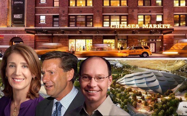 Google's Real Estate Team | Paul Darrah | David Radcliffe