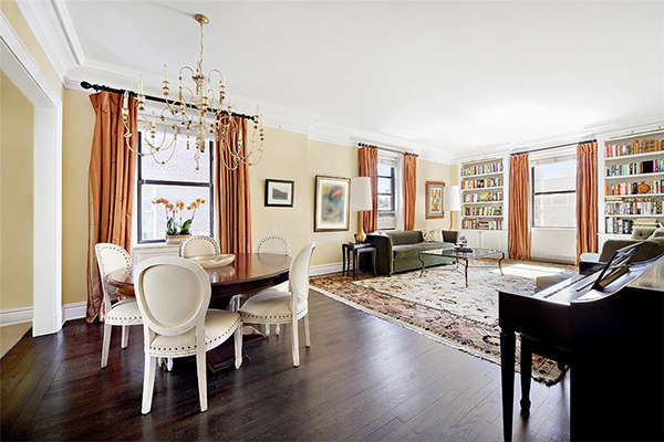 Joy behar unloads astor court co op for 3 3m for The astor upper west side