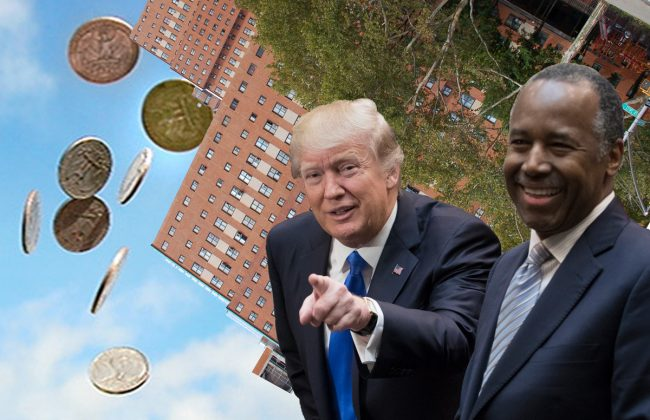 Trump Housing Policy Hud Section 8 Work Requirements