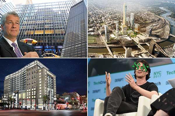 WeWork | JPMorgan Chase | Mortgage Rates | Bixby | AXA