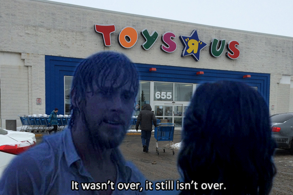 Toys R Us Bankruptcy Issac Larian Retail