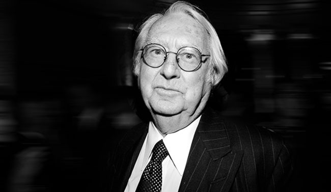 Richard Meier Accused of Sexual Harassment