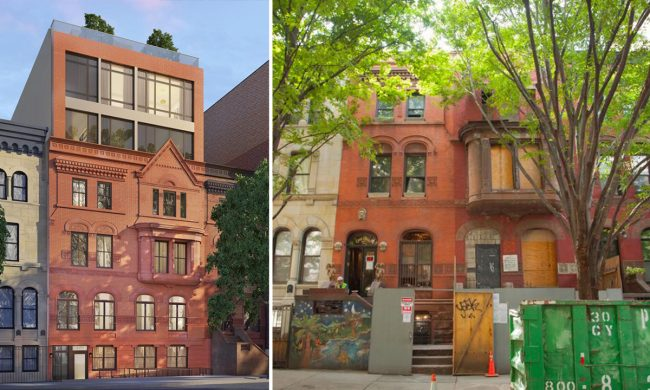 320 West 115th Street (Credit: H5 and Ariel Property Advisors)