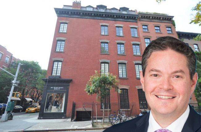 367 Bleecker Street and Michael Goldban
