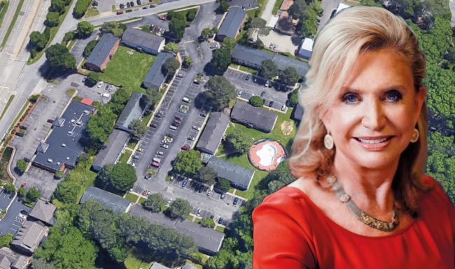 Carolyn Maloney, Linkhorn Place Virginia