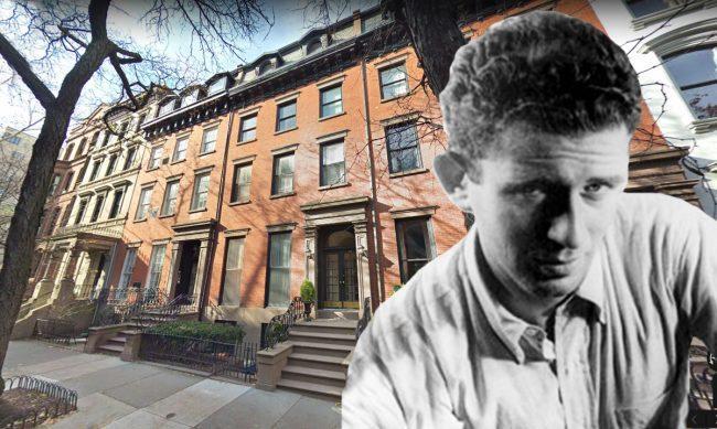 Norman Mailer Brooklyn Heights 142 Columbia Heights