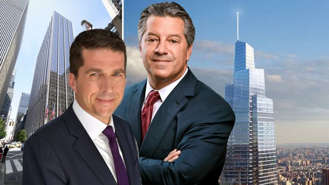 Rockefeller's Daniel Moore, 1271 Sixth, Marc Holliday and One Vanderbilt