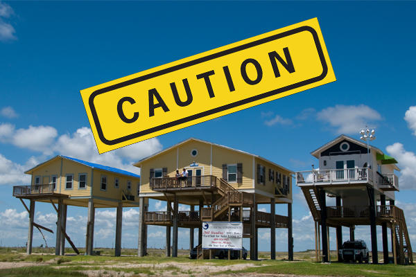 Hurricane Damaged Homes | Residential Building Codes